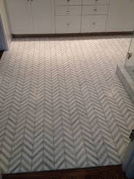 more bathroom floor tile ideas chevron