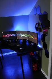 game room lighting ideas. diy computer desk ideas space saving awesome picture game room lighting h