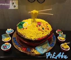 Indomie Cake Cake By Pikabucake Cakesdecor