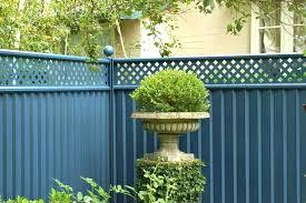 decorative metal fence panels. Exellent Decorative Decorative Metal Fence Panels Ga Backyard To Decorative Metal Fence Panels