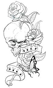 Day Of Dead Coloring Pages Running Downcom