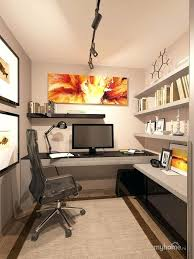 small home office space home. Small Office Interiors Best Home Offices Ideas On Closet Nook And Tiny Space Decor Photos