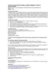 Sample Mba Reference Letter Granitestateartsmarket Com