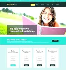 Static Responsive Website Templates Free Download