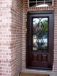 pella entry doors with sidelights. Pella Door With Wrought Iron Entry Doors Sidelights C