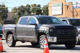 2018 Toyota Tundra Spied Again Showing New Front End » AutoGuide ...