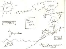 Small Picture Amazing Water Cycle Coloring Page 11 In Coloring for Kids with