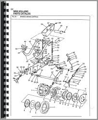 ford 555b backhoe parts diagram diagram fo p 550 555 ford tractor loader backhoe parts manual