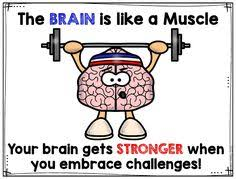 Image result for the brain is like a muscle