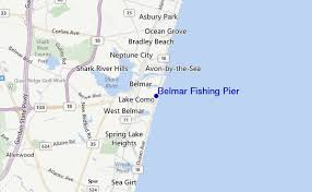 Belmar Tide Chart Belmar Fishing Pier Surf Forecast And Surf Reports New