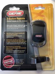 new genuine genie parts intellicode 3 on remote g3t r 37330r w