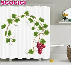 Kitchen Curtains With Grapes Grape Kitchen Curtains Promotion Shop For Promotional Grape