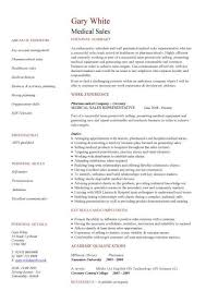 medical resume template   template sample    medical sales cv resume template example  medical resume template