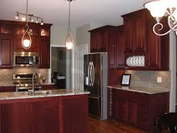 Modern Cherry Kitchen Cabinets Kitchen Room Design Epoxy Grout Contemporary Kitchen Modern