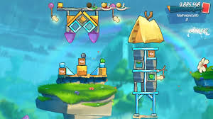 Angry Birds 2 | Mighty Eagle Gameplay - YouTube