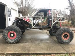 Sold Toyota based crawler on One Tons