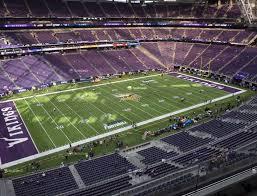 Minneapolis Us Bank Stadium Seating Chart Us Bank Stadium Seating Chart Views Seating Chart