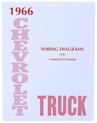 gm truck parts literature multimedia literature wiring 1966 truck wiring diagram