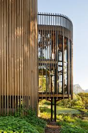 Tree House Architecture Malan Vorsters Treehouse Like Residence Offers Views Of Cape Town