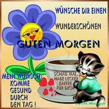 Pin Von Heinrich Thoben Auf Guten Morgen Lustige Guten Morgen