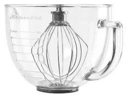 kitchenaid 4 5 qt mixer. amazon.com: kitchenaid k5gb 5-qt. tilt-head glass bowl with measurement markings \u0026 lid: electric mixer replacement parts: kitchen dining kitchenaid 4 5 qt s