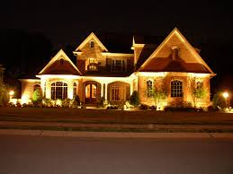 lighting a house. modern homes with light decor lighting a house