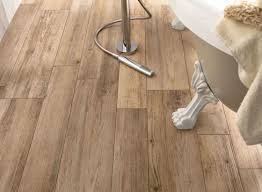 Hardwood And Tile Floor Designs Distressed Wood Tile Flooring On Trend Contemporary Tile
