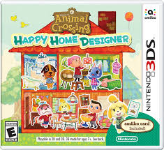 Design Your Own Animal Games Animal Crossing Happy Homes Designer Is The Closest I Will