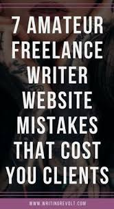 lance writing jobs for beginners newcomer essentials  are you making any of the lance writer website mistakes in this post out