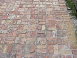 brick patterns for a patio