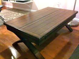 coffee tables that convert to dining room image of classic table converts conversion
