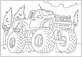 Monster Truck Coloring Pages To Print Trustbanksurinamecom