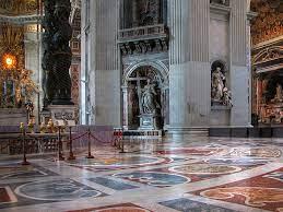 Roma ♥ Basilica di San Pietro in Vaticano ♥ inside St Pete…