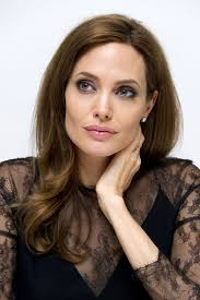 Angelina Jolie Hair Style hairstyles for square faces 8009 by stevesalt.us