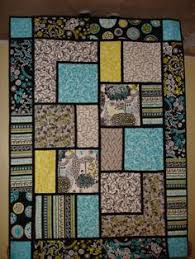 Big Block Quilt Patterns For Beginners Magnificent Big Block Quilt By Black Cat Creations Free Pattern Quilting