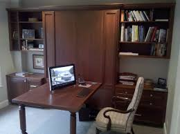 Murphy Bed Office Furniture Office With A Murphy Bed 1 Traditional