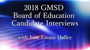 2018 GMSD School Board Candidate Interview - Angela Griffith - YouTube