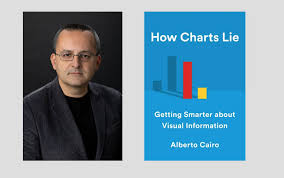 How Charts Lie Episode 157 Alberto Cairo Policy Viz