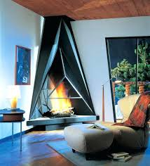 modern fireplace design 5 geometric corner artwork modern fireplace designs australia