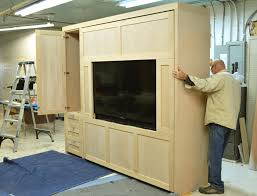 king size murphy bed. Modren Bed King Size Murphy Bed With 65u201d Television Intended Size
