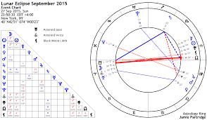 Lunar Chart 2015 Lunar Eclipse September 2015 Triple Goddess Astrology King