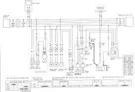 kawasaki atv wiring diagram wiring diagrams 1995 Kawasaki Bayou 300 Wiring Diagram at Kawasaki Atv Wiring Diagram