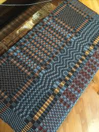 261 best Weaving images on Pinterest | Carpets, Architecture and ... & Barbara Pickel - overshot shawl on the loom. Cotton warp; wool/silk pattern Adamdwight.com