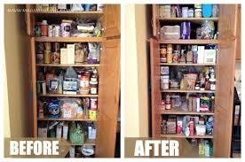 fancy small pantry organization 2