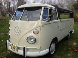 1967 VW T1 Pickup Truck - Buy Classic Volks