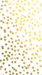 Gold dot iphone background 2017