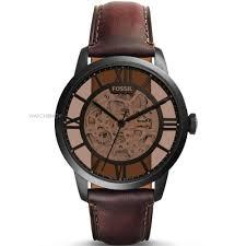 "men s fossil townsman automatic watch me3098 watch shop comâ""¢ mens fossil townsman automatic watch me3098"