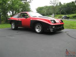 Chevy Monza /Olds Starfire IMSA Style 525 HP V8 X-Race Car Street ...