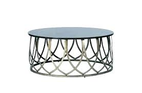 round glasetal coffee table metal coffee table round metal coffee table base only round