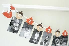<b>Woodland Birthday Party Decorations Themed</b> Decor Fox First ...